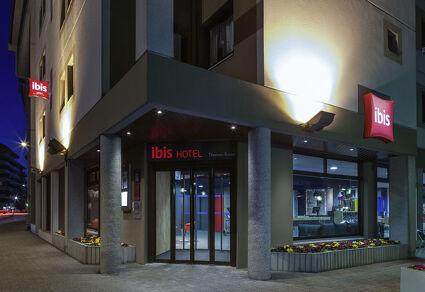 Hôtel Ibis Thonon Centre