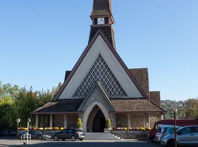 Notre Dame du Leman Church