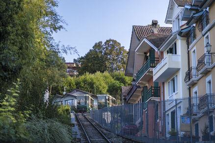 Standseilbahn von Thonon-les-Bains
