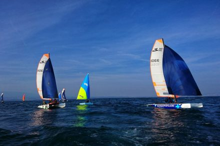 Stage 3 voiles Evolution