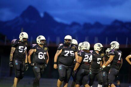 Black Panthers - Football Américain
