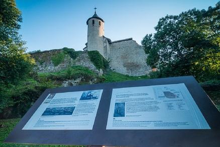 Castles of Allinges