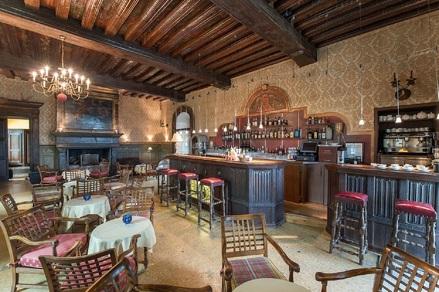 Bar Renaissance du Château de Coudrée