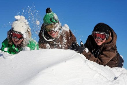 "Espace ludique : Balade boule de neige ""le Monde de Perce-Neige"""