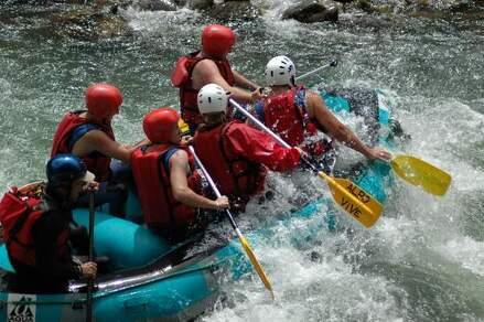 AlpoVive Rafting