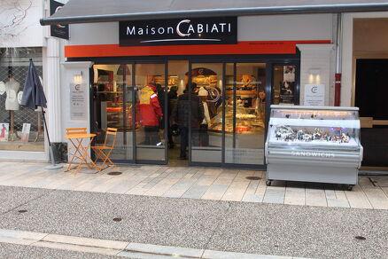 Bäckerei-Pâtisserie Maison Cabiati