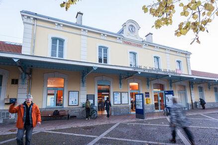 Gare SNCF de Thonon-les-Bains