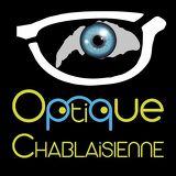 © Optique Chablaisienne logo - <em>Optique Chablaisienne logo</em>