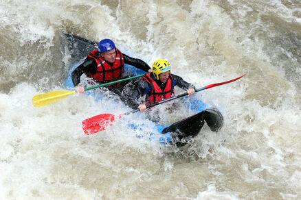 Eaux Zones Rafting