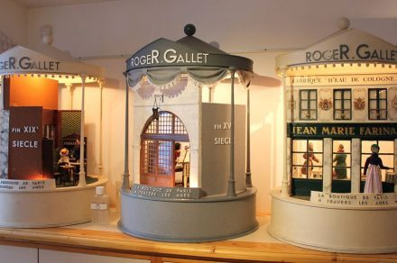 Exhibition of automatons: The Roger & Gallet collection