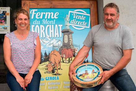 Ferme du Mont Forchat
