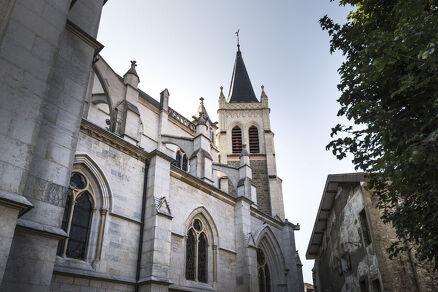 Die Basilika St François de Sales