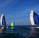 Sailing for teenagers