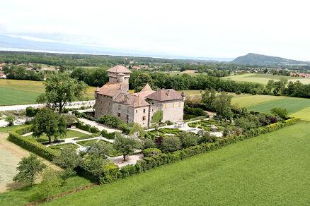 Schloss von Saint Michel d'Avully