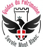 © Guides du Patrimoine Savoie Mont Blanc - Logo - <em>oui</em>
