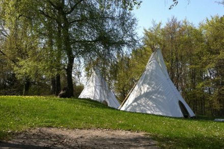 Le Tipi Indianaventures