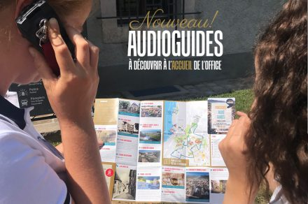 Audio-guided tours of Thonon-Les-Bains