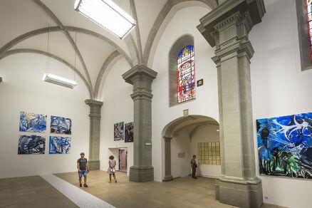 Chapelle de la Visitation - Espace d'art contemporain