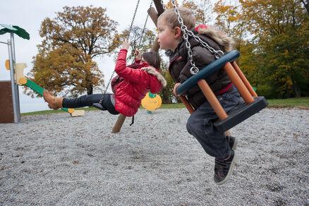 Chataigneraie playground