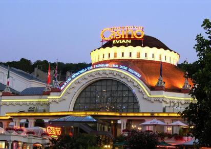 Fermé - Casino d'Evian