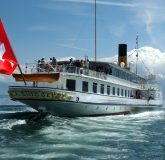 Forfait du Capitaine: Gourmet Cruise with CGN