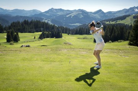 Golf Course (Morzine, Avoriaz)