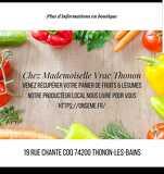 © vente livraison - <em>mademoiselle vrac</em>