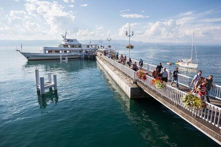 Embarcadère du port des pêcheurs