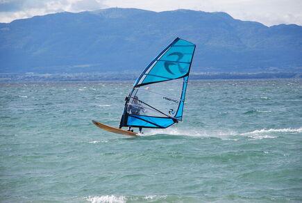 Leman Windsurfing