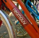 Electrically-assisted bike renting