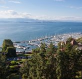From Thonon to Yvoire