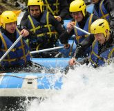 Rafting stay offer