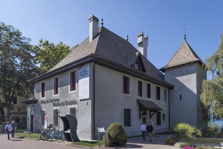 Exposition Musée du Chablais - Saut dans le temps. 7000 ans d'histoire(s) du Chablais