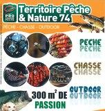 © Flyer Territoire peche et nature - <em>Pro Peche</em>