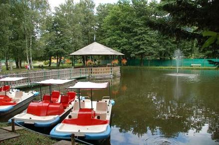 Le Lac à Jojo