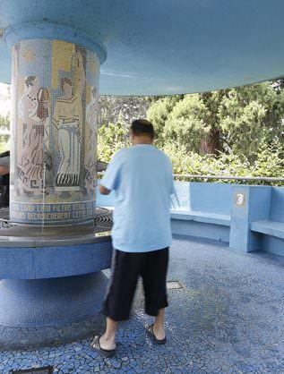 Fontaine de la versoie thonon