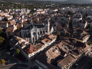 basilique st francois de sales thonon