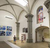 Chapelle d'art contemporain