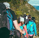Excursions en montagne