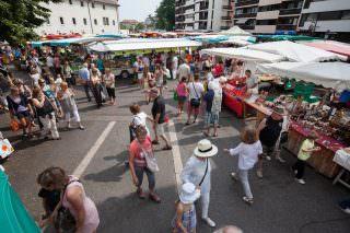 Place du marché thonon
