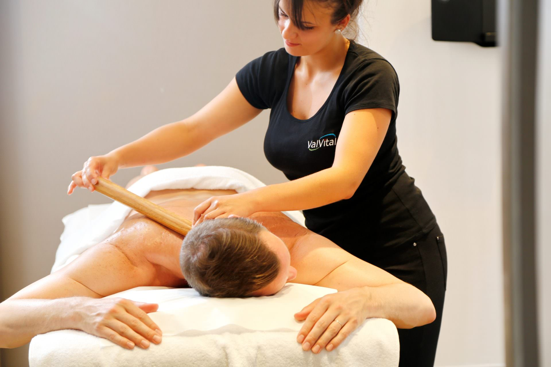 Massage thermes Valvital Thonon
