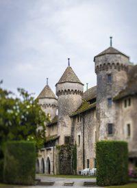 Château de Ripaille extérieur